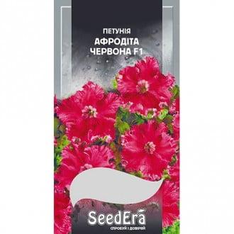 Петуния Афродита красная F1 Seedera рисунок 1