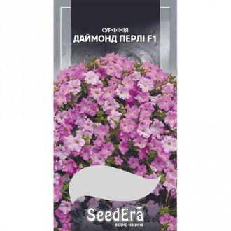 Петунія Даймонд Перлі F1 Seedera зображення 5