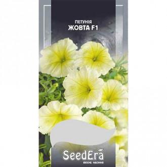 Петунія Жовта F1 Seedera зображення 1