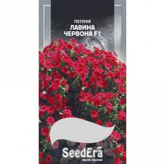Петунія Лавина червона F1 Seedera зображення 6