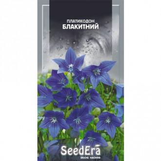 Платикодон голубой Seedera рисунок 3