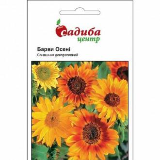Соняшник Барви осені, суміш забарвлень Садиба центр зображення 2