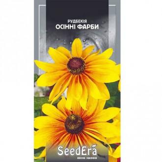 Рудбекия Осенние краски Seedera рисунок 2