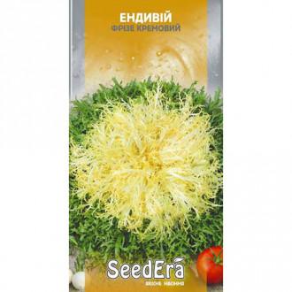 Салат кудрявый Эндивий кремовый Seedera рисунок 4
