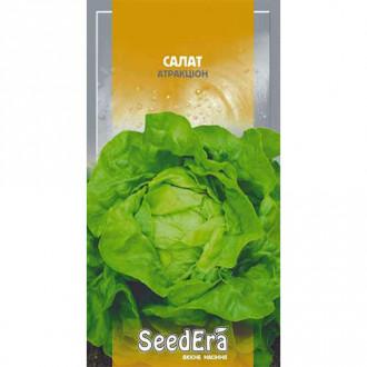 Салат кочанный Аттракцион Seedera рисунок 3