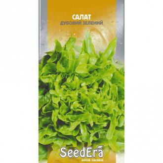 Салат листовий Дубовий зелений Seedera зображення 6