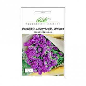 Статиця Пурпуровий атракціон Професійне насіння зображення 8