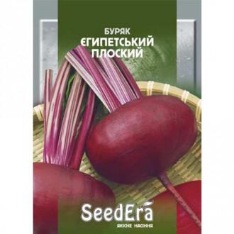 Свекла столовая Египетская плоская Seedera рисунок 8