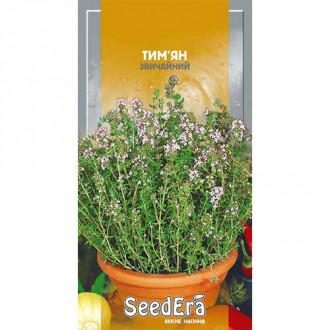 Тим'ян звичайний Seedera зображення 2