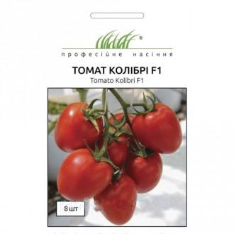 Томат Колібрі сливка F1 Професійне насіння зображення 5