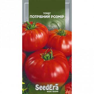 Томат Нужный размер Seedera рисунок 3