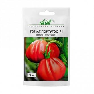 Томат Португос розовый F1 Профессиональные семена рисунок 1
