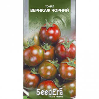 Томат Вернисаж черный Seedera рисунок 5
