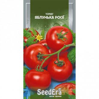 Томат Яблунька Росії Seedera зображення 4