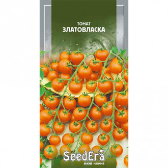 Томат Златовласка Seedera зображення 6
