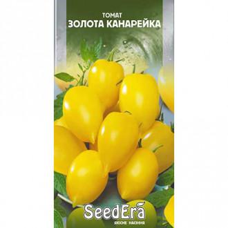 Томат Золота канарка Seedera зображення 6