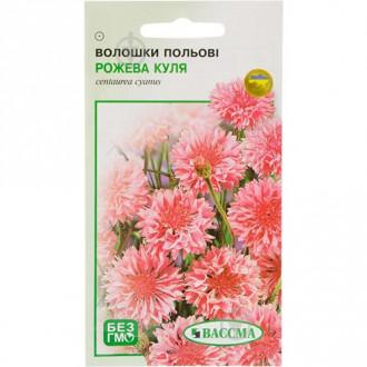 Волошка рожева Seedera зображення 7