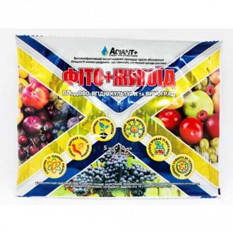 Средство для защиты от вредителей Фито + Жукоед для плодово-ягодных и винограда рисунок 8