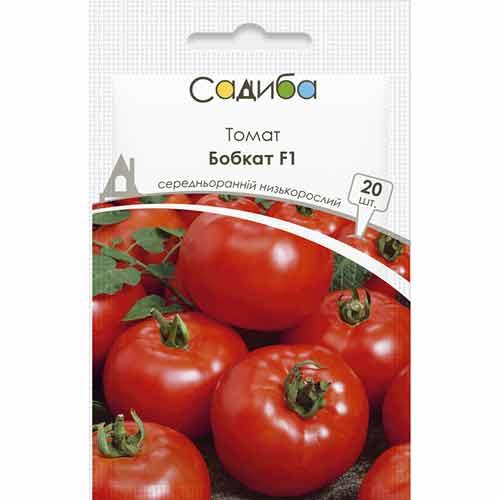 Томат Бобкат F1 Садыба центр рисунок 1 артикул 89706