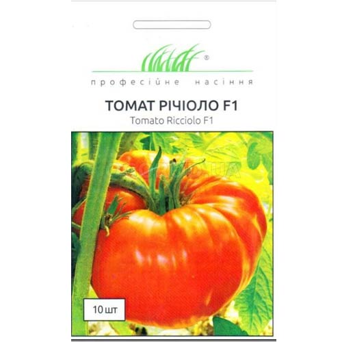 Томат Річіоло F1 Професійне насіння зображення 1 артикул 72601