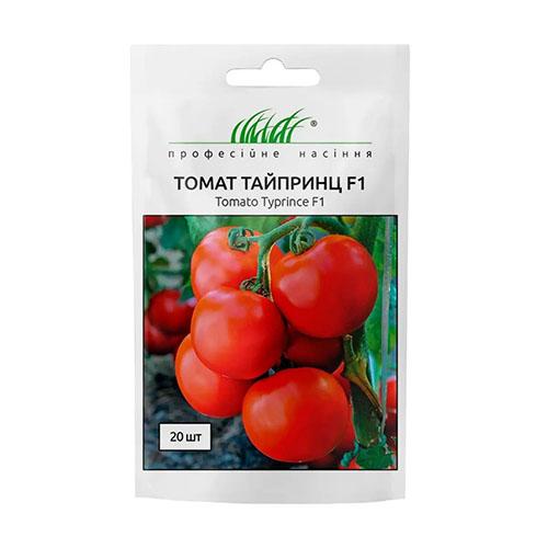 Томат Тайпринц F1 Професійне насіння зображення 1 артикул 72608