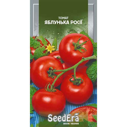Томат Яблонька России Seedera рисунок 1 артикул 90267