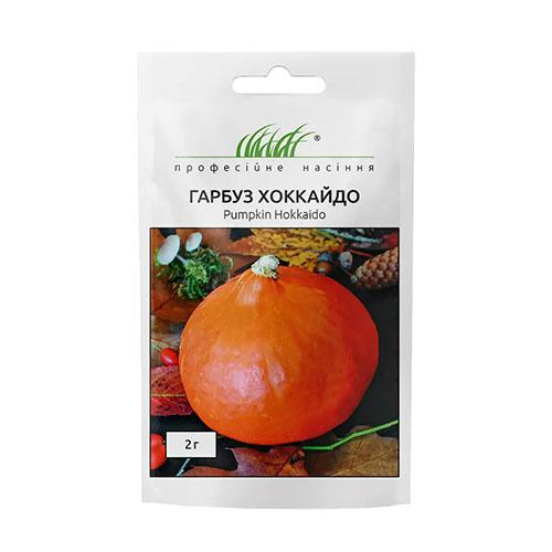 Гарбуз Хоккайдо Професійне насіння зображення 1 артикул 72123