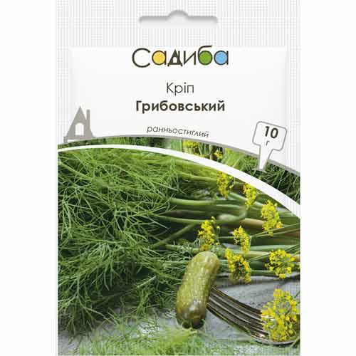 Укроп Грибовский Садыба центр рисунок 1 артикул 89367