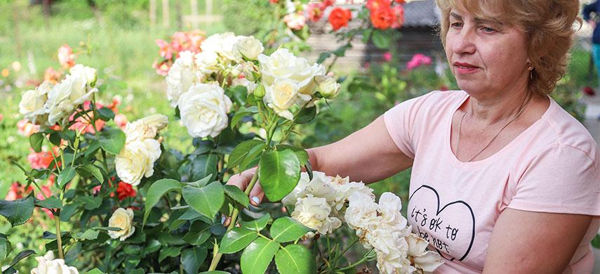 Садове королівство: в гостях у покупця Світлани Грицак 8