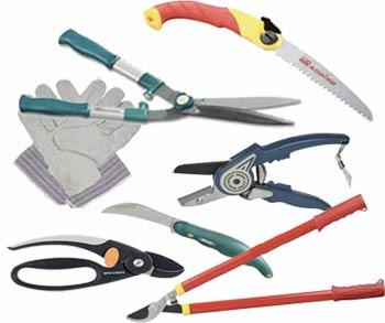 інструменти для обрізки