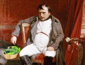 Наполеон и огурцы