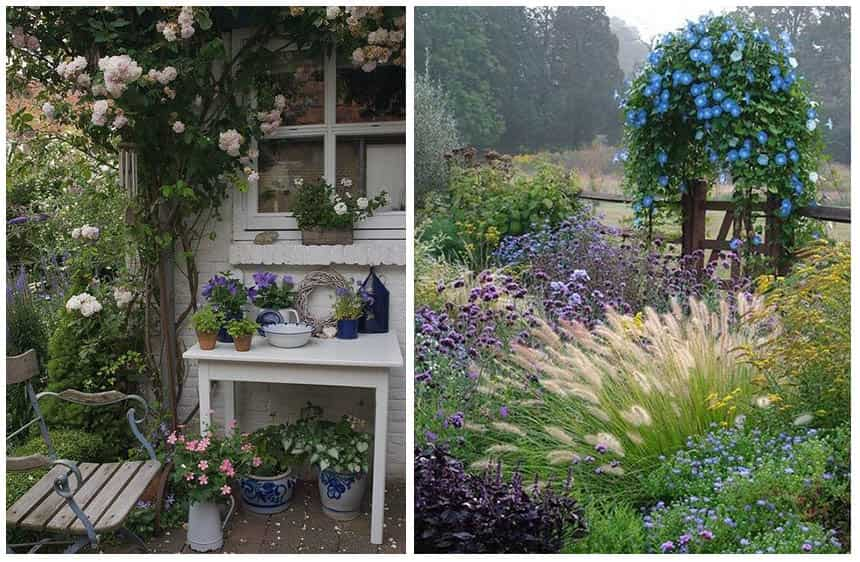 Сад, как отражение общего стиля жизни