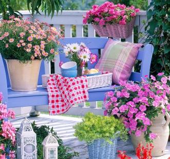 Насіння ампельних квітів